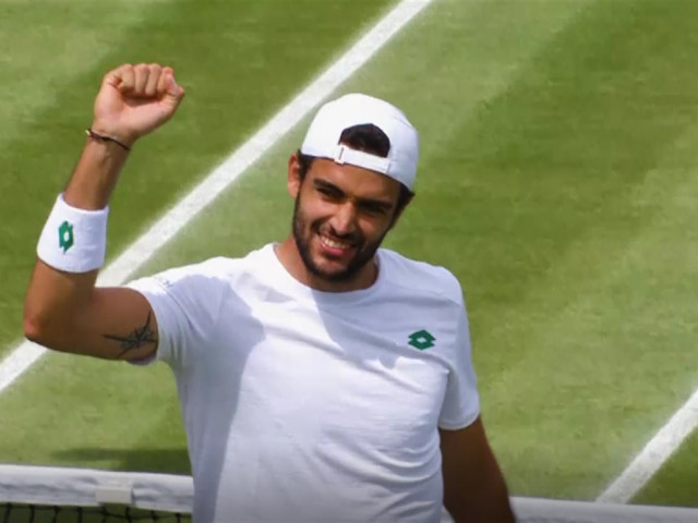 DIRETTA/ Berrettini Djokovic (risultato 0-0) video streaming tv: si comincia!