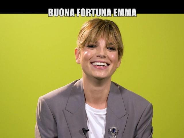 """Emma Marrone a Le Iene Show: """"Dopo la malattia, sono diventata ipocondriaca"""""""