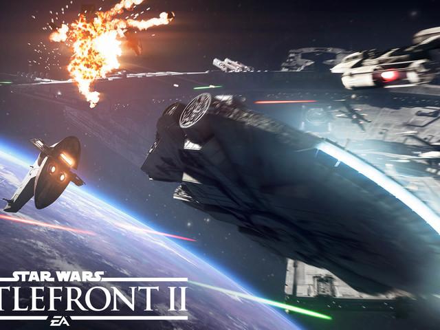Caccia Stellari all'assalto nel nuovo trailer di Battlefront II