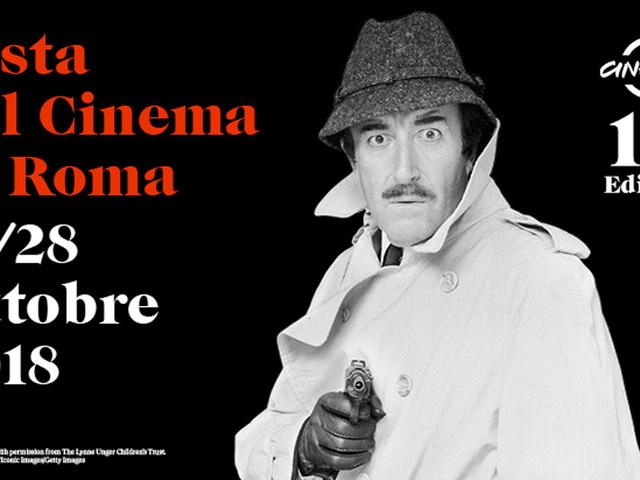 Festa del Cinema di Roma 2018, Martin Scorsese protagonista