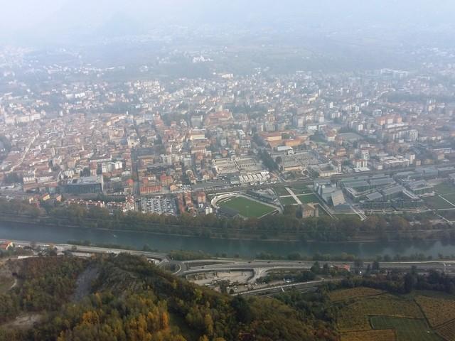 Previsioni meteo Trento: in arrivo pioggia mista a neve, schiarite nel fine settimana