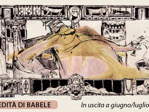 L'Eredità di Babele, il nuovo libro tra fumetto e teatro