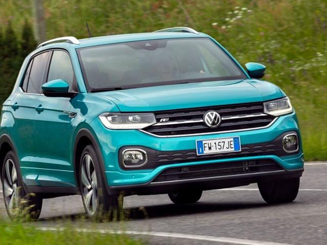 Volkswagen T-Cross, l'Urban Suv fa il salto di qualità
