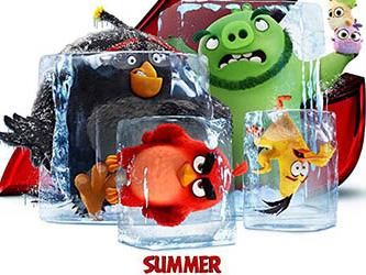 Angry Birds 2 - Nemici Amici per Sempre: online la scena Uova