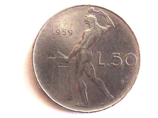 Fino a 2000 euro! Hai delle vecchie 50 lire di questo anno? Meglio controllare il portafogli!