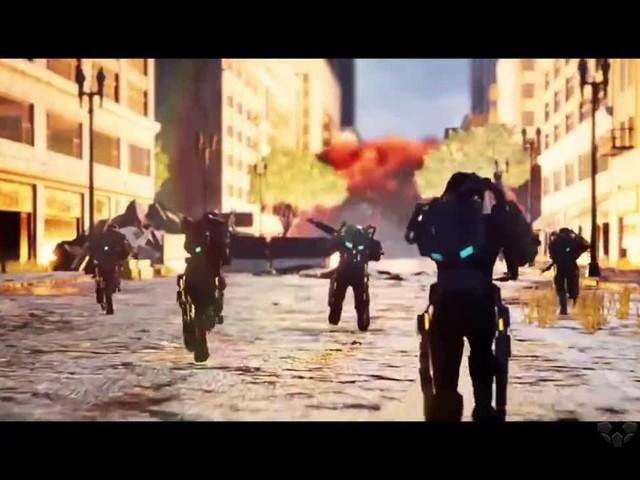 Earth Defense Force: Iron Rain - Il trailer di annuncio per l'uscita su PC