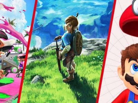Nintendo Switch: i 20 migliori giochi di sempre