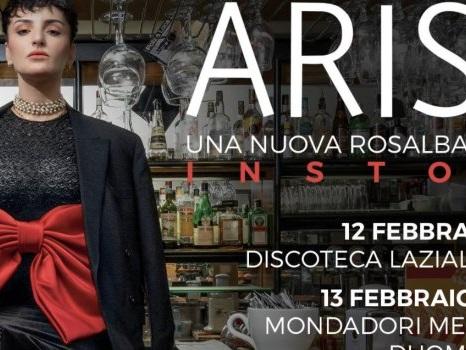 L'instore tour di Arisa da Roma e Milano a Napoli e Bari per Una nuova Rosalba in città