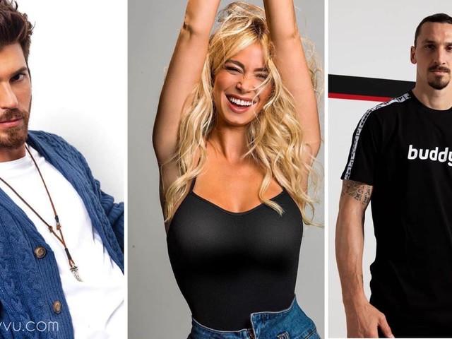 """Diletta Leotta, le foto con Can Yaman e il 'nuovo' gossip: """"Capodanno insieme a Ibrahimovic"""""""