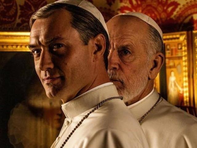 The New Pope, il nuovo teaser trailer della serie con Jude Law e John Malkovich
