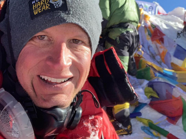 Everest, autunno 2019. Intervista a Garrett Madison