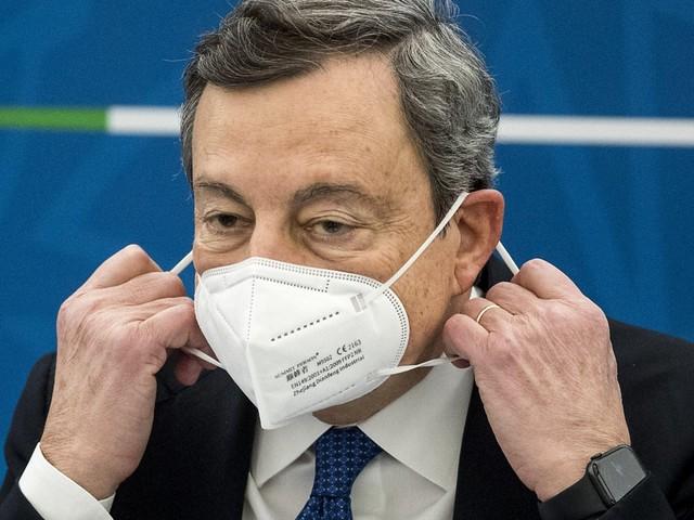 """Draghi: """"In arrivo un altro decreto Sostegni sopra i 30 miliardi"""""""