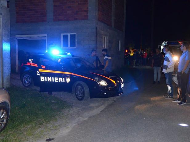 Carabinieri sequestrano 27 kg marijuana