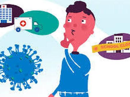 Coronavirus, il video che spiega ai bambini cos'è l'epidemia