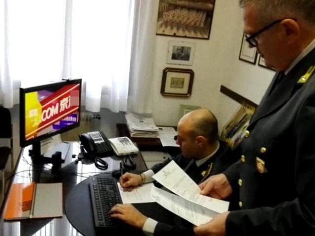 Evasione fiscale Sequestrati 750 mila euro