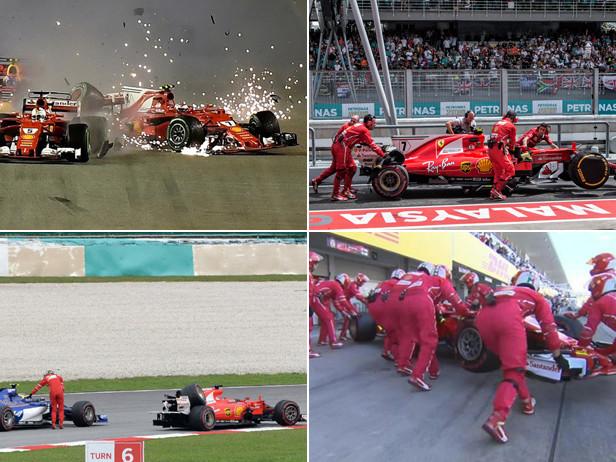 Da Singapore a Suzuka, la Ferrari ha il mal d'Asia