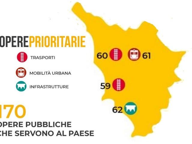 Il Green New Deal italiano e la Toscana: le 4 opere pubbliche prioritarie secondo Legambiente