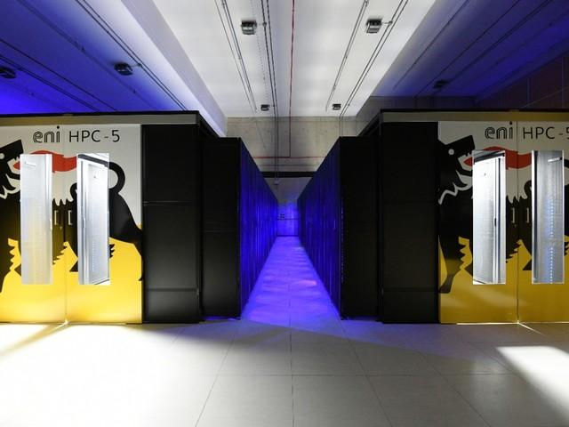 Eni - Un supercomputer per combattere il coronavirus