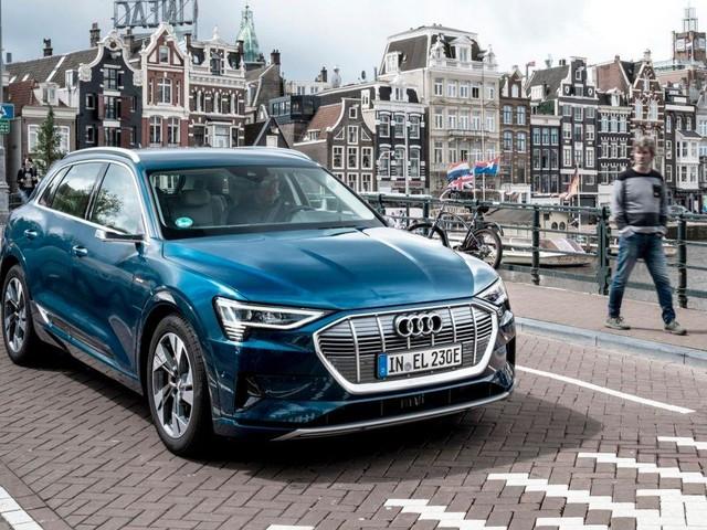 La strategia Audi per ridurre le emissioni di CO2