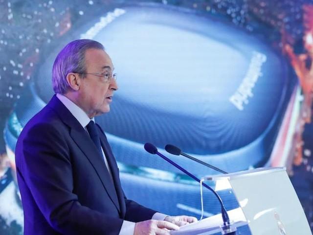 """Affari, Real Madrid e politica, i mille volti dello """"Squalo"""" Florentino Perez"""