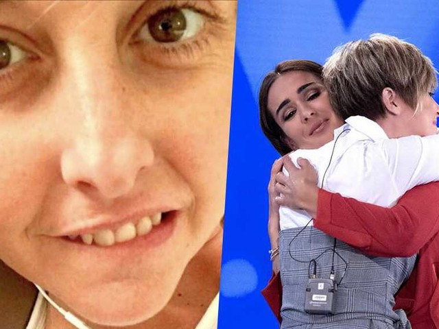 """Nadia Toffa svela a Verissimo: """"Il cancro è tornato, è una sfida che posso non vincere"""""""