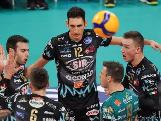 Volley, Perugia espugna Milano in SuperLega e rafforza il secondo posto: Leon e Atanasijevic sugli scudi
