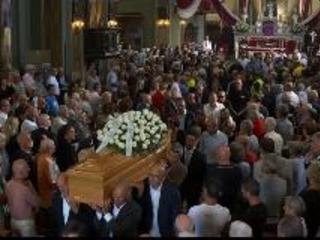 Morte Gimondi, oltre duemila persone al funerale