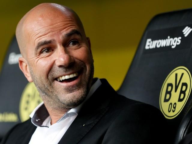 'Een plezier om Dortmund te zien spelen'