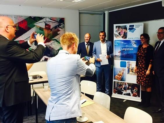 Drie miljoen euro voor nieuw kenniscentrum Breda, provincie geeft logistieke sector zetje in de rug