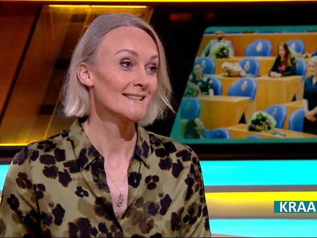 Geboren Brabantse eerste transgender in de Tweede Kamer