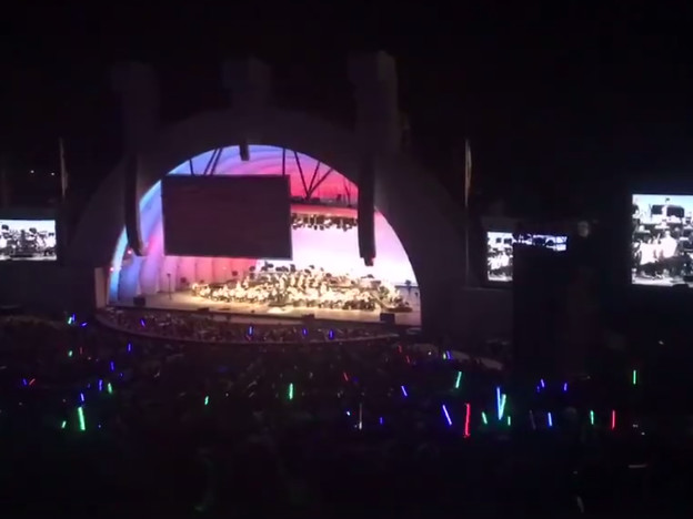 Videos And Photos You Sent Us From Last Week's John Williams Concert At The Hollywood Bowl