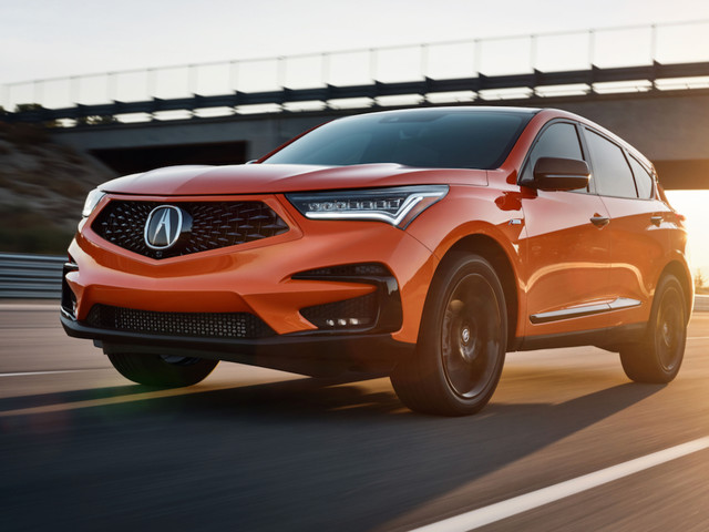 2021 Acura RDX PMC Edition priced at $52,995