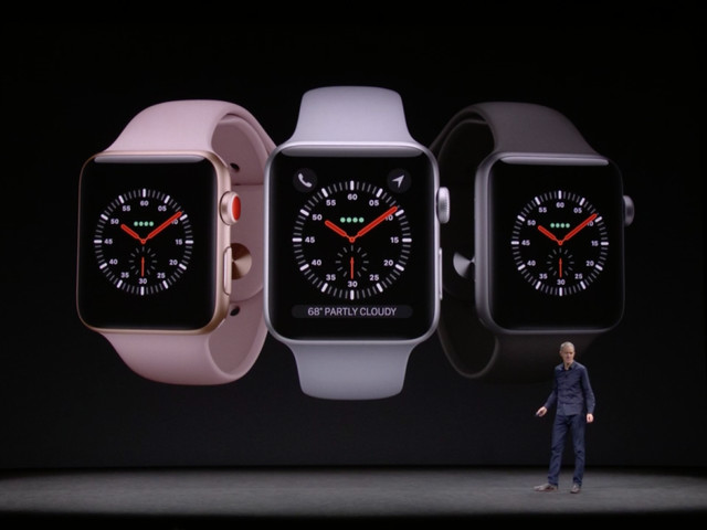 Apple Admits Its Brand-New Watch Has Trouble Connecting To Cell Service