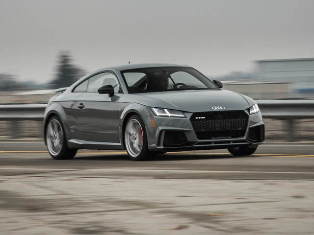 2018 Audi TT RS – Instrumented Test