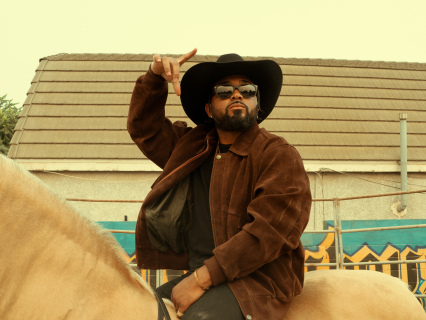 """#BOSSIPSounds: Compton Cowboy Randy Savvy's Acoustic Version Of """"COLORBLIND"""" Is A Must Watch Banger [Video]"""