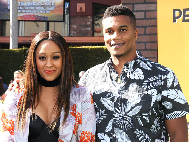 More Preciousness: Tia Mowry's Gender Reveal Vlog Is Sweeter Than Cake Frosting [Video]