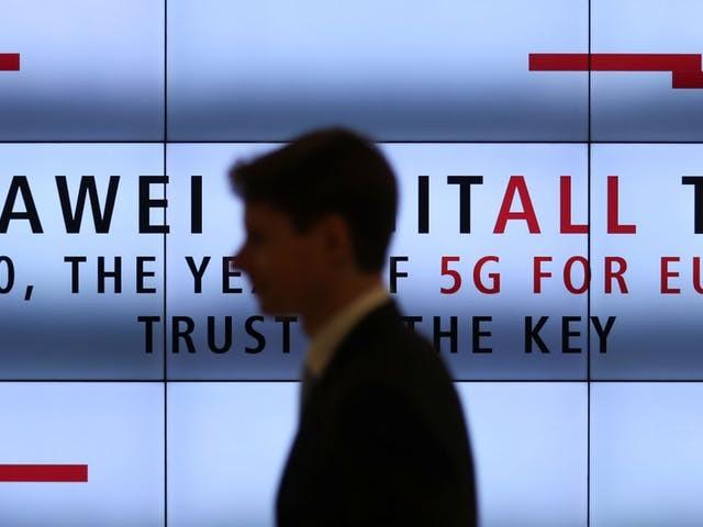 Britten neigen naar 'kleine rol' voor Huawei in 5G-netwerk