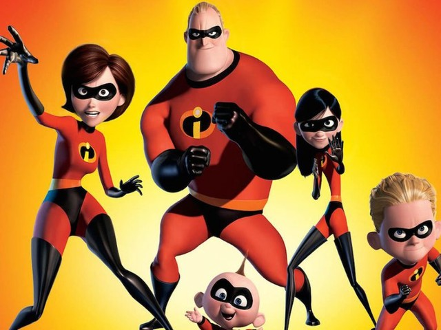 """No Kids Allowed: Grown Adults Are GEEKED Over """"Incredibles 2"""" & It's Hilarious"""