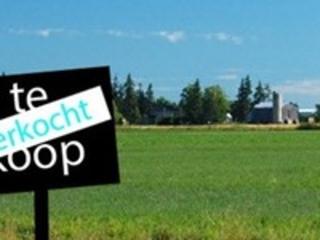 Gemeenten verkopen meer grond