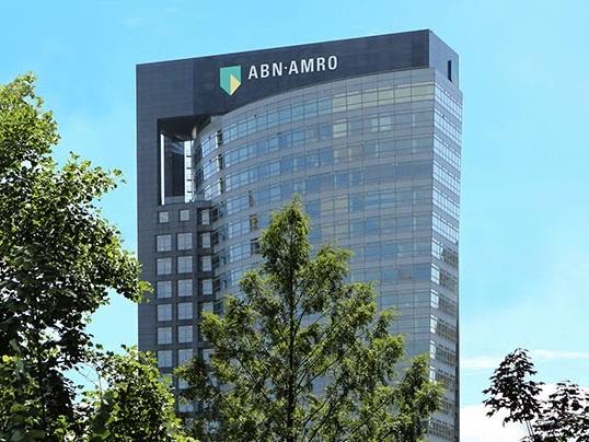 ABN AMRO rapporteert nettowinst van 558 miljoen