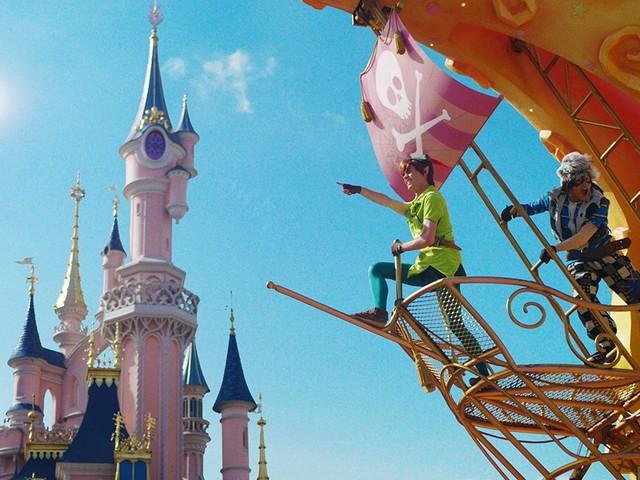 Vakantiebaan: Dansen in Disneyland