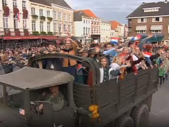 Met Slag om de Schelde begon in 1944 de bevrijding van Brabant: kijk LIVE naar de herdenking