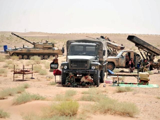 VS en Rusland staan in Syrië tegenover elkaar