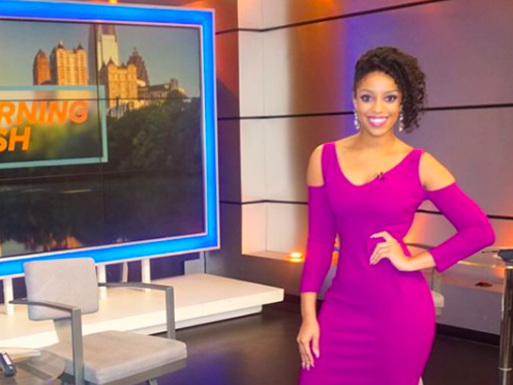 Bae Of The Day: A Reminder That Atlanta's Francesca Amiker Is One Of The Finest Anchors In The Game