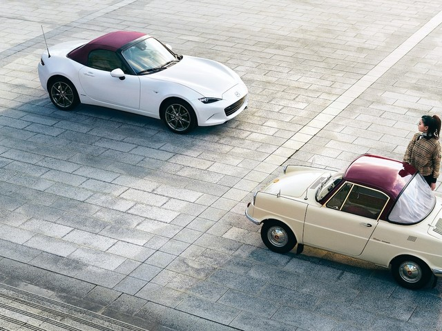 100th Anniversary Special Edition Mazda MX-5 Miata priced at $32,670