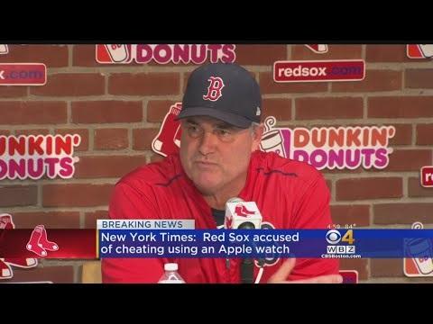 'Boston Red Sox gebruikten Apple Watch om tegenstanders te bespioneren'