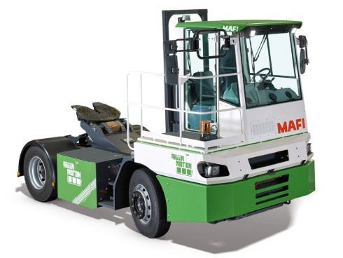 MAFI introduces electric terminal tractor T 230e
