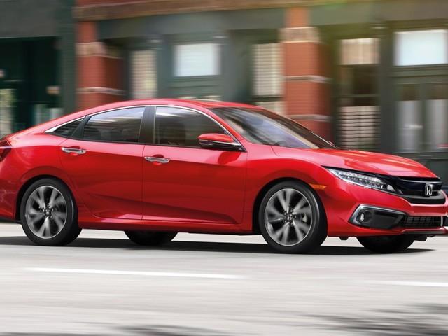 2019 Honda Civic starts at $20,345