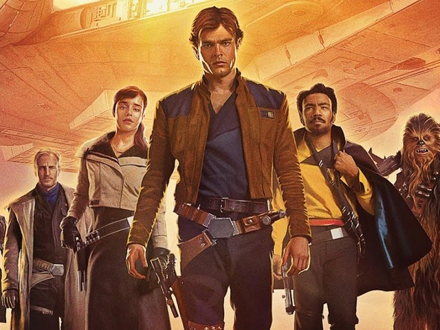 """""""SOLO: A STAR WARS STORY"""" OUT SEPT. 14 ON DIGITAL, BLU-RAY SEPT. 25 (We List The Extras)"""