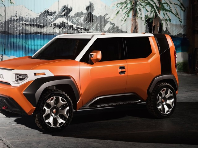 Toyota hints at hints at a new FJ Cruiser to battle the Jeep Wrangler